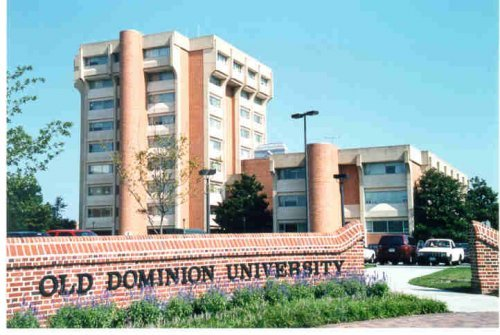 Old Dominion University top online mba programs