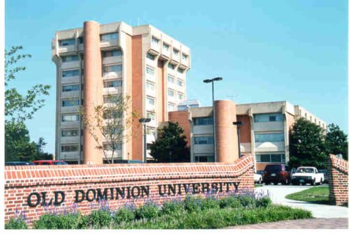 Old Dominion University electronics degrees online