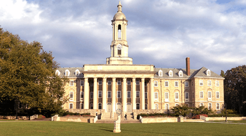 Penn State World Campus master project management online