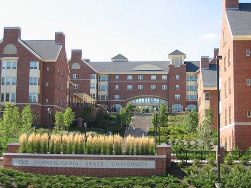 Pennsylvania State University archaeology degree