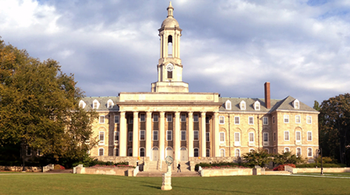 Pennsylvania State University World Campus online graduate programs