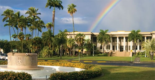University of Hawaii Manoa