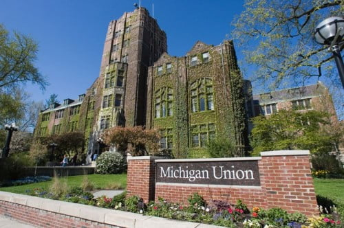 University of Michigan Ann Arbor