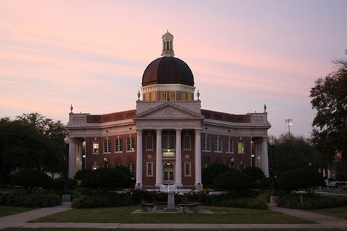 University of Southern Mississippi online master's political science