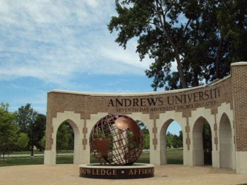 Andrews University Best theology programs online