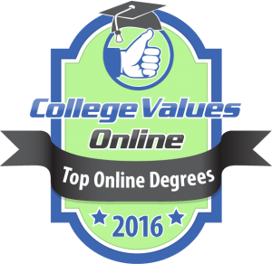College Values Online - Top Online Degrees