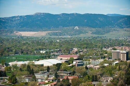 Colorado State University project management msc