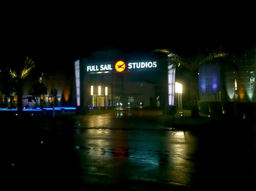 Full Sail University Best online music degree
