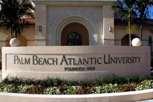Palm Beach Atlantic University Best online theology programs