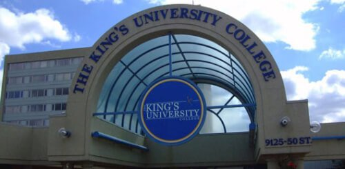 The King's University Best online theology programs