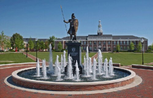 Troy University online master's degree in sports management