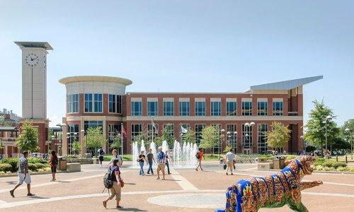 University of Memphis Best online history degree programs