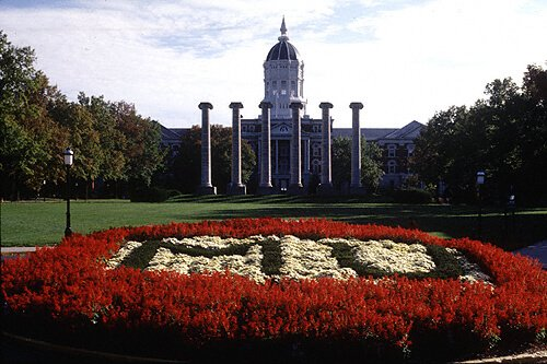 University of Missouri online doctoral programs in education