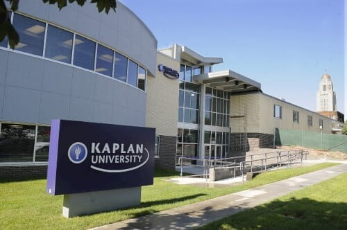 Kaplan University bachelor's in homeland security online