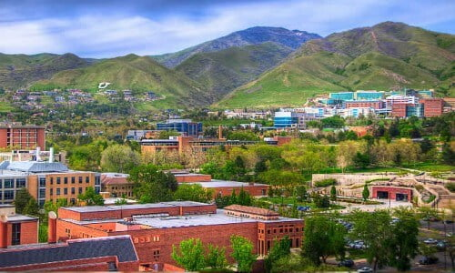 University of Utah msn programs online