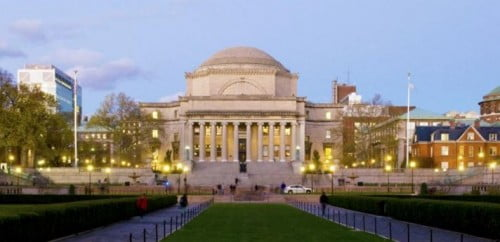 Columbia computer science degrees for international students