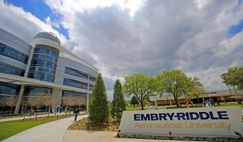 Embry-Riddle computer science degrees for international students