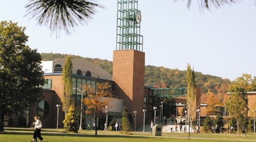 State University of New York at Binghamton bachelor's in film studies