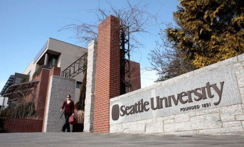 Seattle University computer science degrees for international students