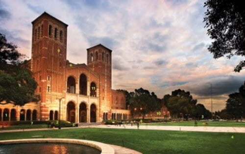 UCLA computer science degrees for international students