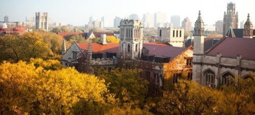 University of Chicago computer science degrees for international students