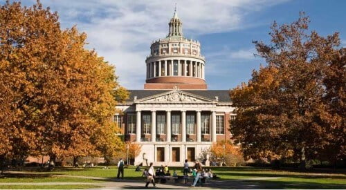University of Rochester computer science degrees for international students