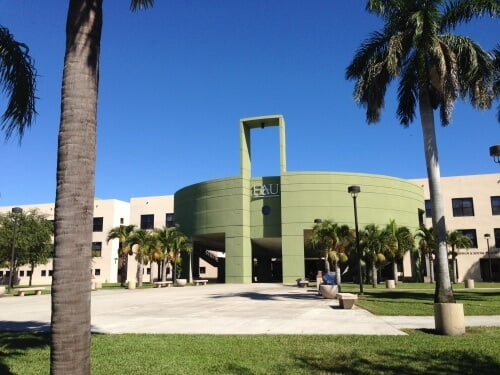 Florida Atlantic University master's in accounting online
