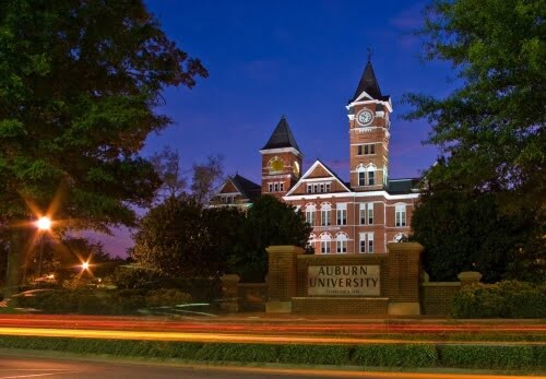 Auburn University Master's of Accounting online