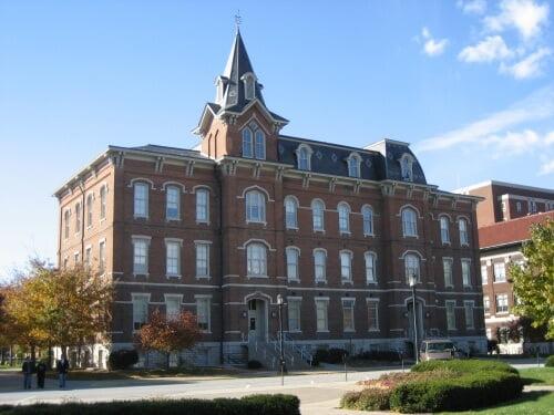 Purdue University online master's project management