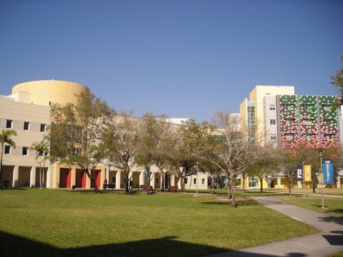 Florida International University master's human resources online