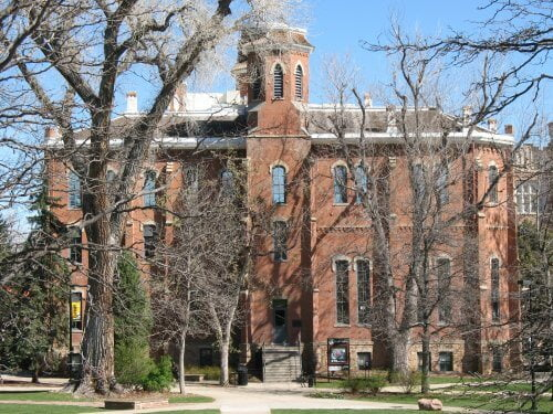 University of Colorado- Denver criminal justice master's online