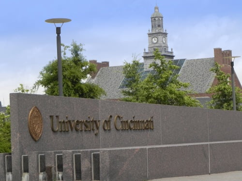 University of Cincinnati online criminal justice master's degree