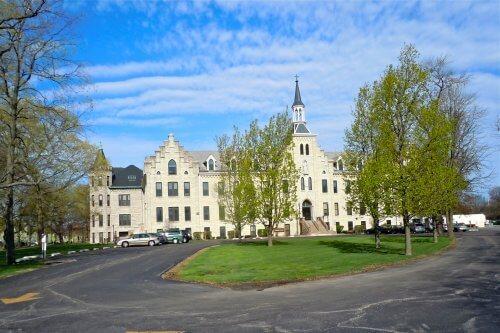 University of Saint Francis online master's human resources