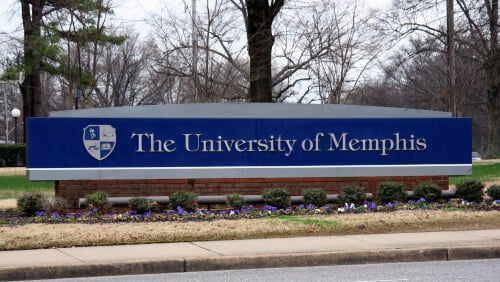 University of Memphis master's in history online