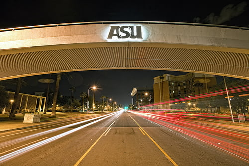 Arizona State University - MBA Online Top 50 Values