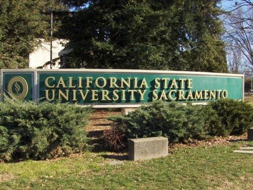 Cal State Sac Anthropology Museum