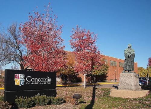 Concordia University-St. Paul's online master's in organizational leadership
