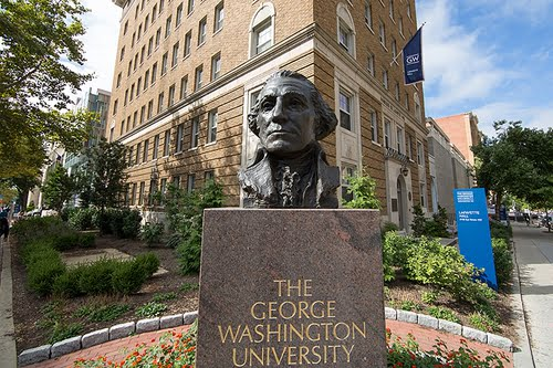George Washington University - MBA Online Top 50 Values