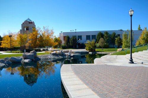 Great Basin College online associate's degree