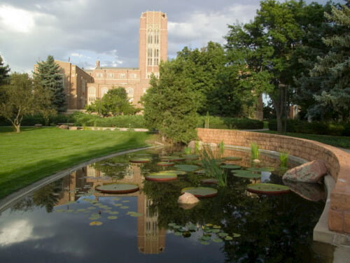 University of Denver online master's in public relations