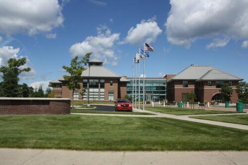 Northwestern Michigan College online associate's degree