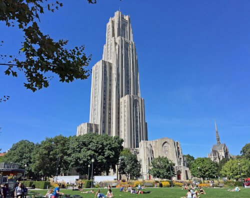 University of Pittsburgh online nursing master's program