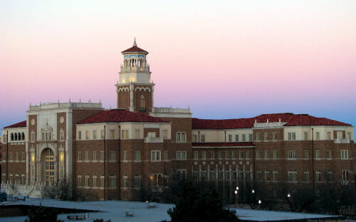 Texas Tech University msn programs online