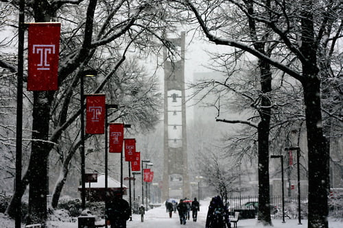 Temple University - MBA Online Top 50 Values