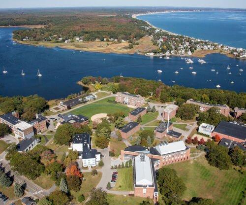 University of New England MEd online
