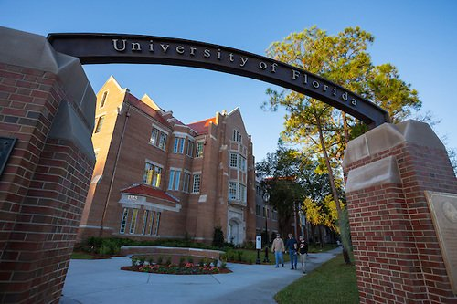 University of Florida - MBA Online Top 50 Values