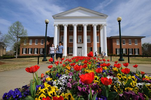 University of Mississippi - MBA Online Top 50 Values