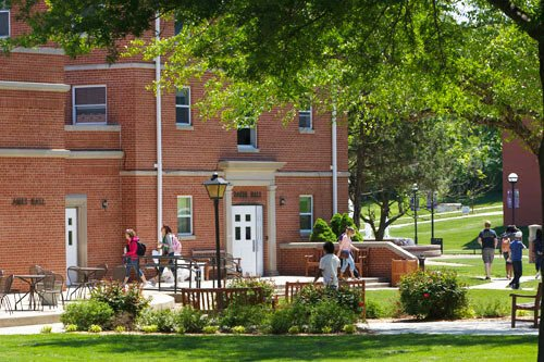Baker University online master's in organizational leadership