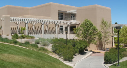 University of New Mexico bachelor of environmental design