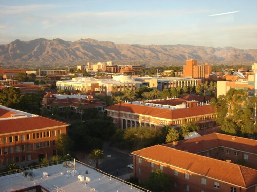 University of Arizona bachelor of mining engineering